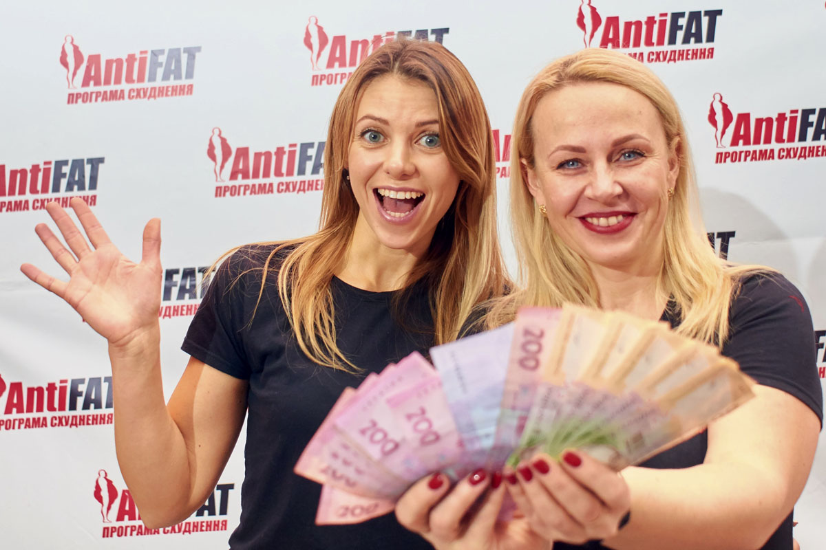 Галина и деньги